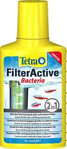 Tetra FilterActive Bacteria Starterbakterien Aquarium Wasserqualität 100 ml