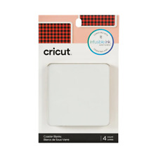 Cricut Infusible Ink Square Coaster Blanks