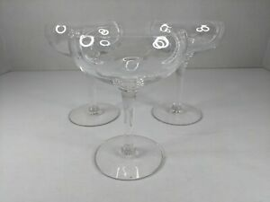 Replacement - Princess House Coup Glasses in great condition