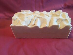 Pamper Cafe Natural Handmade Soap Loaf - Coconut Milk