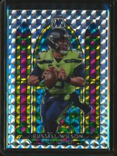 New Listing2020 Panini Mosaic Stained Glass Sg10 Russell Wilson Mosaic