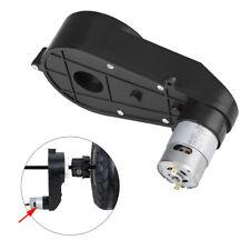 12V 30000RPM Motore Elettrico Gear box Per Bambini Ride Bici Auto Giocattolo