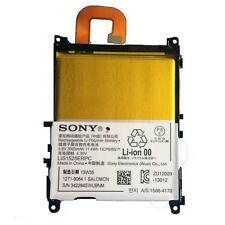 Original Genuine Replacment Battery For Sony Xperia Z1 L39H C6092 C6903 3000mAH