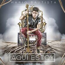 Mario Bautista - Aqui Estoy [New CD] Digipack Packaging