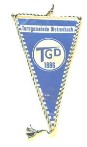 TG Dietzenbach 1886 Pennant Large Handball #262