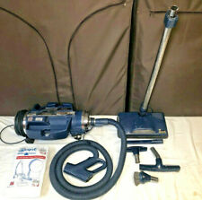 Royal 4600 Deluxe Power Team Power Cleaning System Canister Vacuum Cleaner