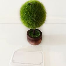 "New Kate Aspen Topiary Tree Dinner Place Card Photo Holder Set of 4  4"" x 2"""