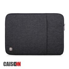 Custodie valigetta grigio in nylon per laptop