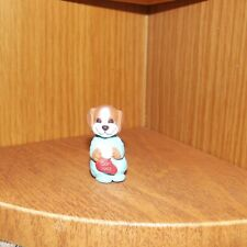 Hallmark Merry Miniature 1992 Christmas Dog-Son