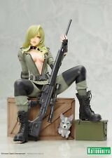 New official Kotobukiya Japan Metal Gear Solid Bishoujo Sniper Wolf 1/7 Figure