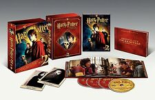 Harry Potter and the Chamber of Secrets (DVD Ultimate Collection) NEW - 4 Disk