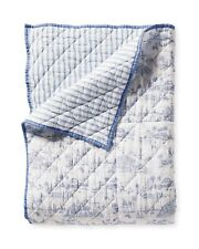 Serena and Lily Seahaven Quilt (French Blue) King/Cal King - NWT - New With Tags