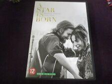 """DVD NEUF """"A STAR IS BORN"""" Lady GAGA, Bradley COOPER"""