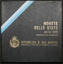 1973 | San Marino Coin Set | Coin Sets | KM Coins