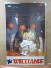 The Williams Ray Vintage poster Basketball Inv#G3610