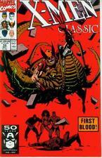 X-MEN CLASSIC # 59 (réimpressions Uncanny X-MEN 155) (États-Unis, 1991)