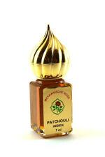 Patchouli 7ml  Essenz aus Indien 100% naturreines ätherisches Öl