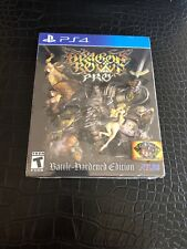 Dragon's Crown PRO: Battle-Hardened Edition steelbook PS4 Game NEW Free shipping