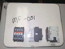 ABB CONTACTOR   A26D-30-10          MF 031