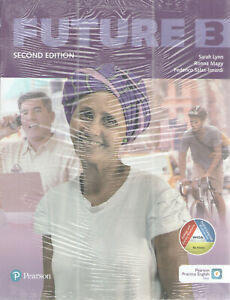 FUTURE 3 TEXTBOOK + WORKBOOK SECOND EDITION  - With Access code