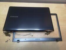 Samsung 355V NP355V5C 350V NP350V5C LED LCD Screen TOP Cover LID + BEZEL & Hinge