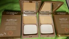 2 X Loreal Air Wear #566 Caramel, slightly imperfect, Boxed.