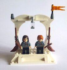 Unique Harry Potter (Ron e Hermione) LEGO wedding cake topper/Regalo