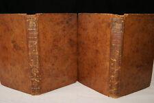 LES LIAISONS DANGEREUSES-CHODERLOS DE LACLOS-2/2 1796 RELIURE