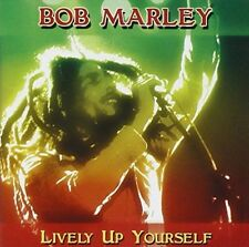 BOB MARLEY - LIVELY UP YOURSELF NEW CD