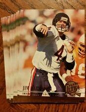1994 FLEER ULTRA #134 JIM HARBAUGH lot of 11 cards