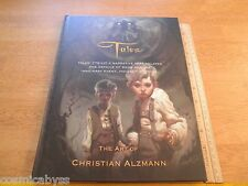 Tales the art of Christian Alzmann signed San Diego Comic Con exclusive HC book