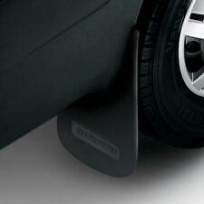 Genuine Fiat Ducato (2006 Onwards) Rear Rubber Mud Flaps Splash Guards Pair