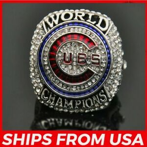2016 CHICAGO CUBS Championship Ring World Series Champions RIZZO