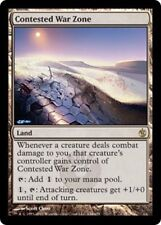 Mirrodin Besieged ~ CONTESTED WAR ZONE rare Magic the Gathering card