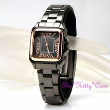 Stainless Steel Case Analogue Square Watches
