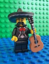Lego 71013 series 16 MARIACHI SINGER SERENADER Mexican Minifigures City Town New