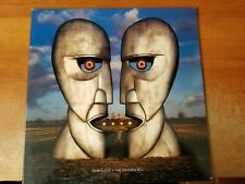 Pink Floyd: The Division Bell, 11 Track 12 in Blue Vinyl Record