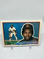 1988 Topps Big Tony Gwynn San Diego Padres #161