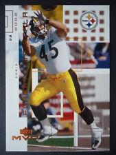 NFL 186 Chris Fuamatu-Ma'Afala Pittsburgh Steelers Upper Deck MVP 2002