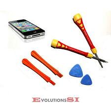 KIT HERRAMIENTAS 6 EN 1 TOOLS PARA IPHONE 3/3G/3GS/4/4G/4GS DESMONTAR REPARACION