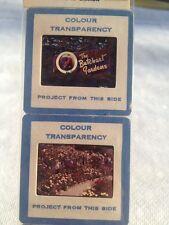 15 Butchart Gardens Victoria BC Color Transparencies Vintage 35mm Travel Slides