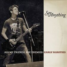 NEW All My Friends Are Enemies: Early Rarities (Audio CD)