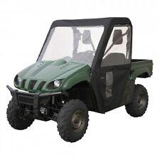 Polaris Ranger XP / HD Deluxe ATV UTV Cab Enclosure Black