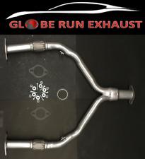 FITS: 2008-2011 Infiniti EX35 3.5L Flex Y-Pipe (Direct-Fit)