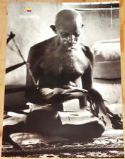 "MAHATMA GANDHI * APPLE poster * THINK DIFFERENT * 17""/12"" * mint * STEVE JOBS"