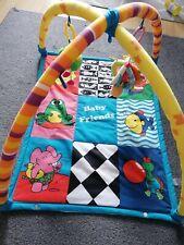 Erlebnisdecke Spieldecke Krabbeldecke Bunt Junge Mädchen Kinderzimmer Baby