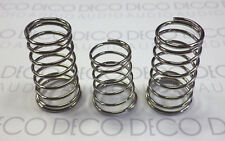 Michell Syncro and Mycro turntable springs, set of three. Brand new. DECO