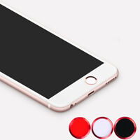 Fingerprint Unlock Touch Key ID Home Button Sticker for iPhone 5S 6 6S7 Plus*