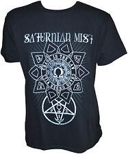 SATURNIAN MIST -Chaos Is The Law Eastern European Tour 2015 - T-Shirt L - 163039