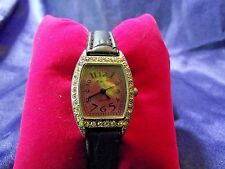 Woman's Rumours Watch with Pink & Blue Mother of Pearl Face  **Nice** BB-526